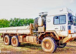 MAN 6x6 United Nations